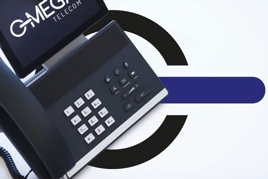Solution de téléphonie fixe by O-MÉGA