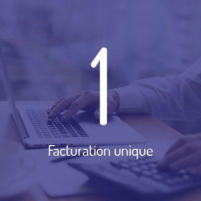 Facturation unique
